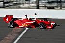 Indy Lights Prima optreden Van Kalmthout bij Indy Lights-debuut