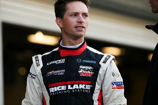 Telitz to race for Belardi again in Indy Lights