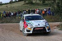 Trofeo Twingo R2 Terra: Giacomo Matteuzzi si laurea campione