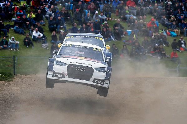 Ралли-Кросс Экстрём выиграл бельгийский этап мирового ралли-кросса