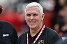 IndyCar Vice President Mike Pence to attend Indy 500