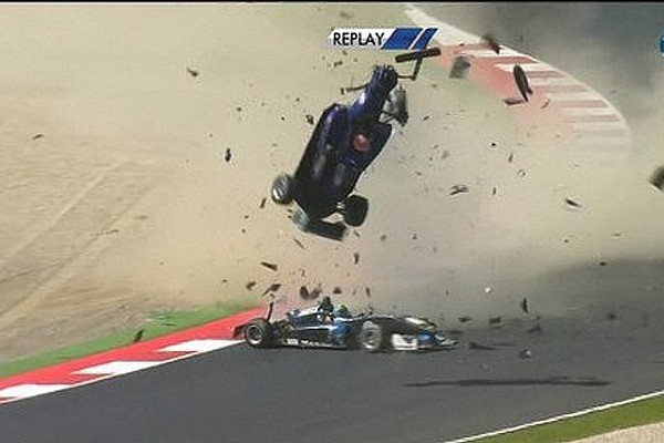 Avrupa F3: Red Bull Ring'deki korkunç kaza - güncel