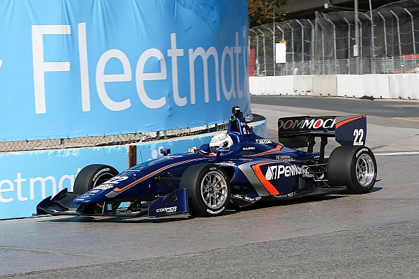 Indy Lights Breaking news Alberico completes Carlin's four-car Lights lineup