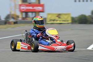 Kart Breaking news Birel ART aims to build Indian racers' career