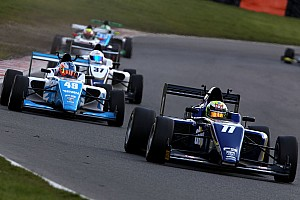 BF3 Race report Rockingham BF3: Collard dominates Race 3 to extend championship lead