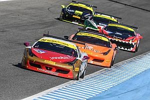 Ferrari Gara Ferrari Challenge Europe: Grossmann e Loefflad si laureano campioni a Jerez