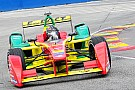 Long Beach ePrix: Abt shocks by beating Buemi in second practice