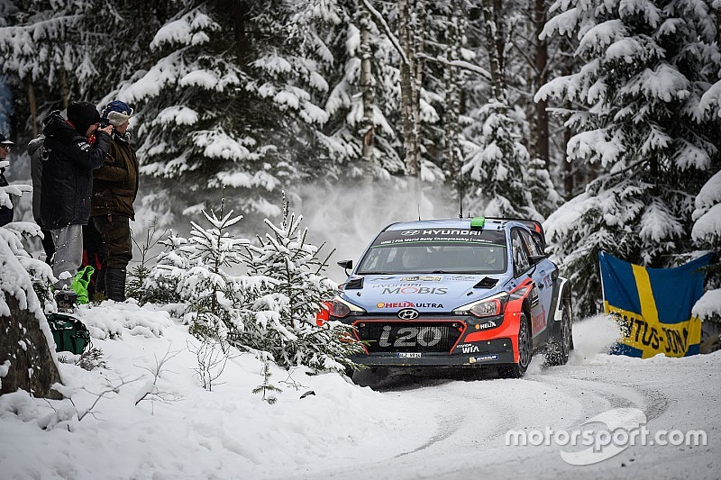 Rally Sweden lands three-year extension in WRC