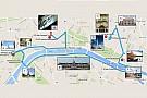 Parigi, parata in città per la DS da corsa e la E-Tense