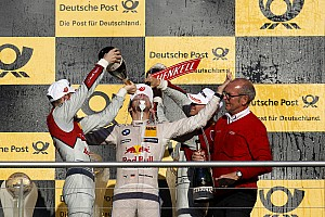 DTM Yarış raporu DTM Hockenheim II: Mortara kazandı, şampiyon Wittmann!