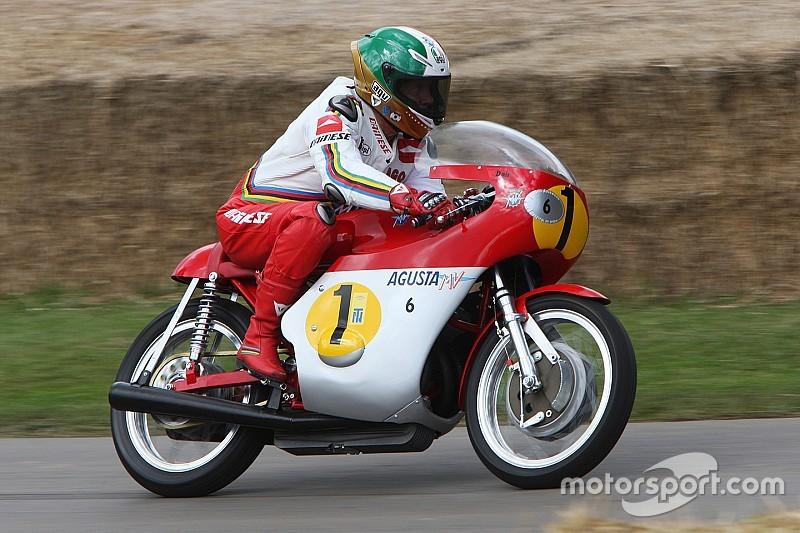 MV Agusta name to return to grand prix motorcycle racing