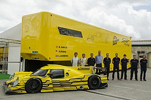 European Le Mans Breaking news Garcia confirmed at SPV Racing for endurance campaign