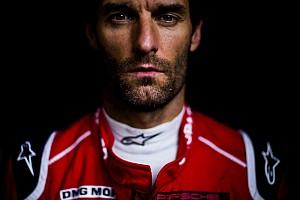 WEC Interjú Mark Webber üzen a visszavonulása után...Mark Webbernek!