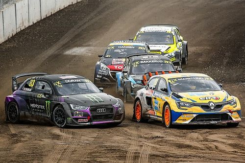 World Rallycross forced to defer electric plans until 2022