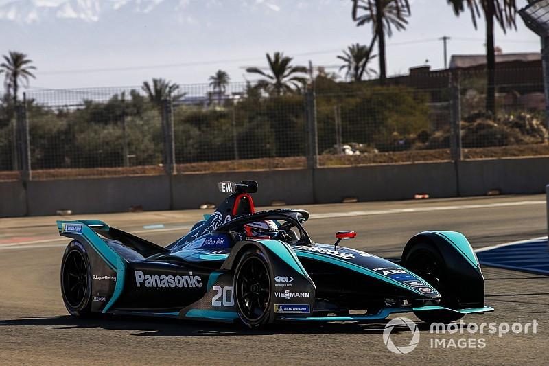 Marrakesh, Libere 2: Mitch Evans si scatena e centra il miglior tempo davanti a Lotterer