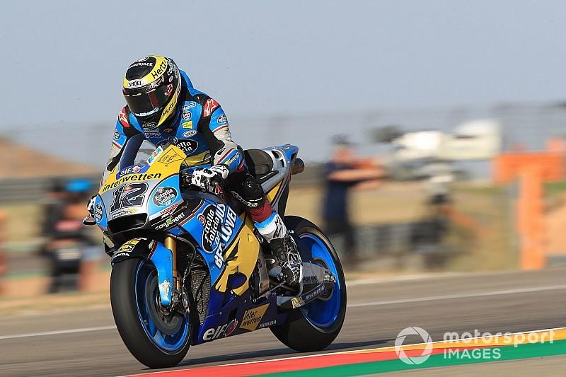 Fotogallery : Thomas Lüthi nel Gran Premio d'Aragona