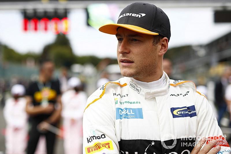 Bevestigd: Vandoorne na dit seizoen weg bij McLaren