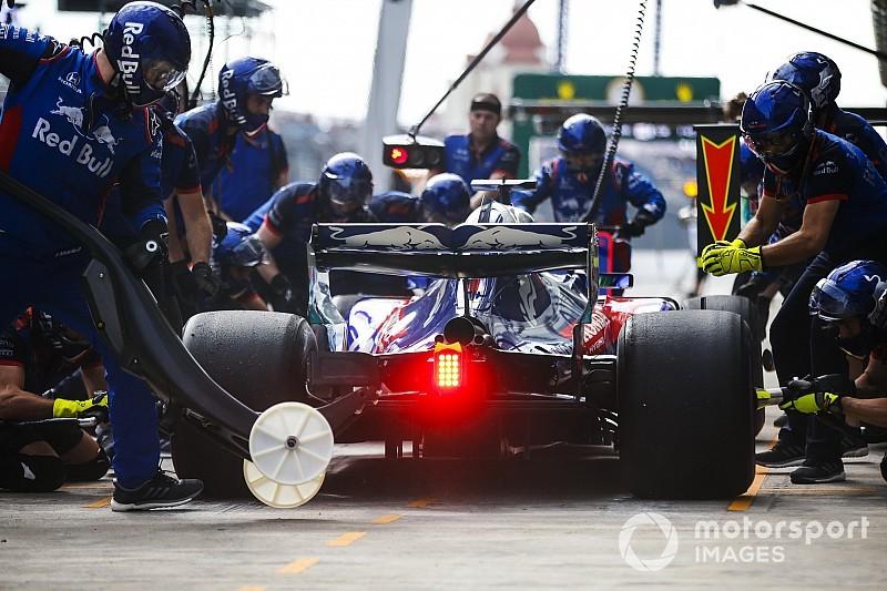 FIA изменила правила Ф1, чтобы заставить оштрафованных гонщиков бороться в квалификации