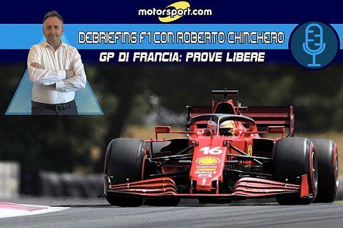 """Chinchero: """"Ferrari, la seconda fila sarebbe un bel colpo"""""""