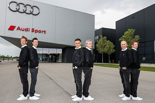 Audi podało skład na Rajd Dakar 2022
