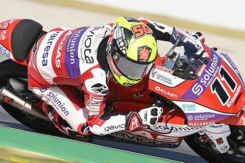 Garcia wint chaotische Moto3-race in Barcelona