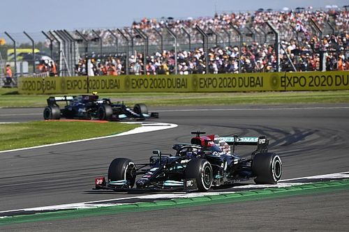 """Mercedes feared """"long hard look at itself"""" if it flopped at British GP"""
