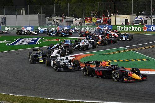 F2: doppietta italiana nel calendario 2022 con Imola e Monza