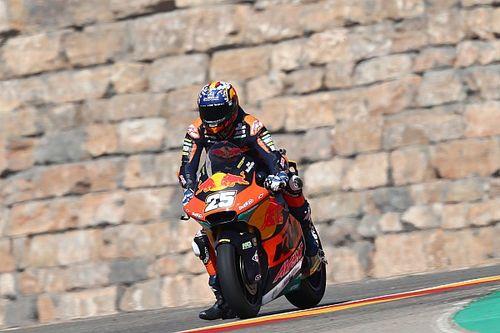 Moto2 Aragon: Fernandez rahat kazandı