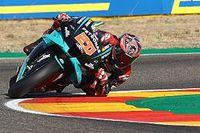 Quartararo: pressão da luta pelo título da MotoGP recai sobre pilotos de fábrica