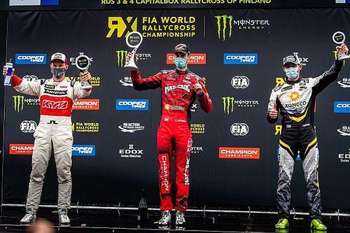 Тимерзянов стал третьим на этапе мирового кросса в Финляндии