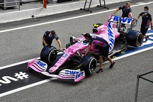 Racing Point recibe una buena noticia de parte de la FIA