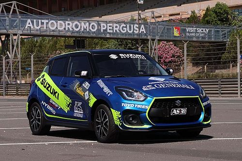 Al via ACI Rally Italia Talent 2021, che sceglie ancora Suzuki Hybrid