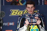 Ex-Rossi protege Baldassarri now training with Ducati duo