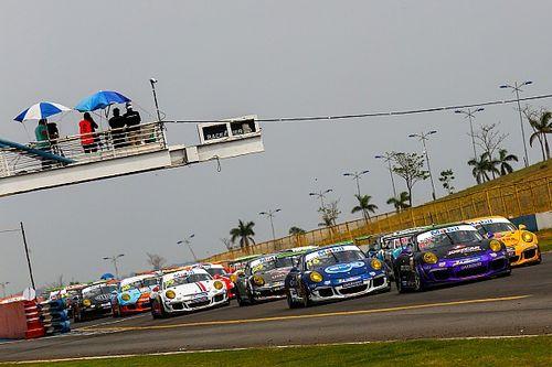Porsche Cup: Pilotos destacam papel do calor na prova de Endurance em Goiânia