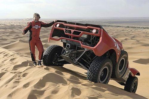 Carlos Checa disputará el Rally Dakar 2022