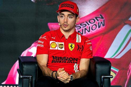 Leclerc quer pilotar hipercarro da Ferrari nas 24 Horas de Le Mans