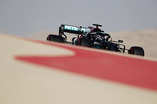 How track limits became the talk of the Bahrain GP