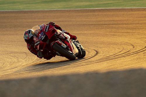 Fotogallery MotoGP: l'ultima giornata dei Test 1 in Qatar