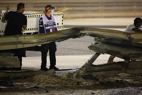 La F1 remercie ses secouristes mais veut tirer des leçons