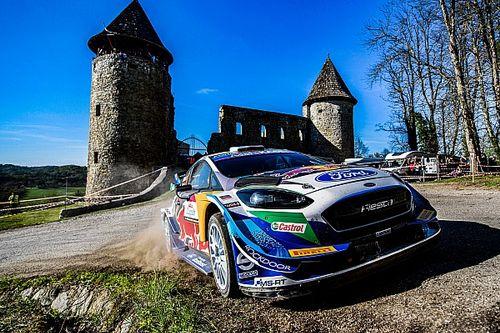 Adrien Fourmaux reste en WRC pour le Portugal