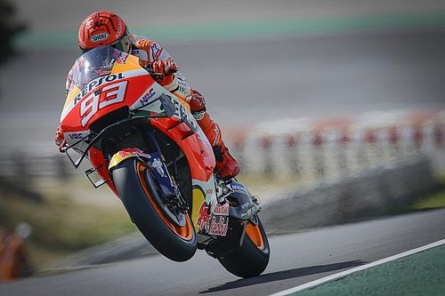 "Marquez ""will suffer"" in his return MotoGP race"
