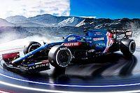 Filmdag Alpine op Silverstone, Alonso weer fit voor F1-wintertest