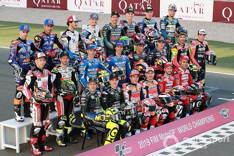 Diaporama - C'est le jour de la rentrée pour le MotoGP !
