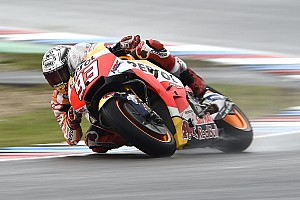 MotoGP Résumé d'essais Warm-up - Márquez reste devant malgré le retour de la pluie