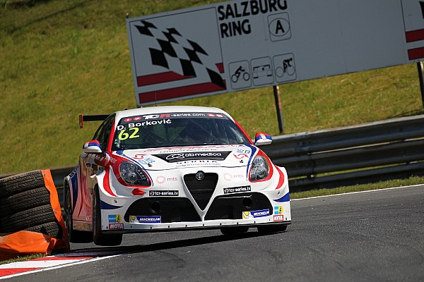 TCR Borković and Colciago shares the honours in Austria