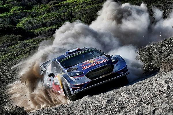 WRC News WRC 2018: Sebastien Ogier stellt Bedingungen für M-Sport-Verbleib