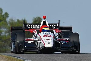 IndyCar Testing report Bourdais tops IndyCar test at Sonoma