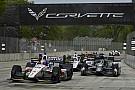 IndyCar Animáción a 2018-as IndyCar-karosszéria