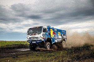 Cross-Country Rally Stage report Silk Way Rally: Despres wins without playing his joker, Kamaz score a stage podium