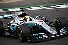 【F1】イギリス決勝:ハミルトン完勝。フェラーリに終盤トラブル続発
